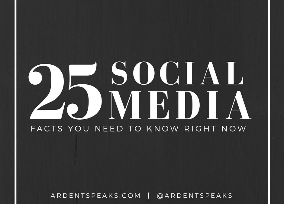 25 Social Media Facts You Need to Know