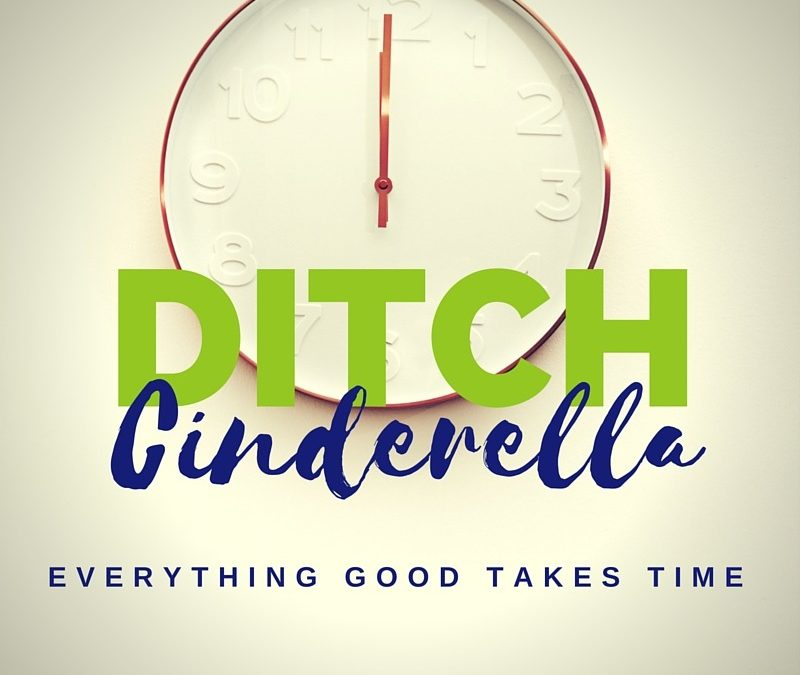 Ditching Cinderella