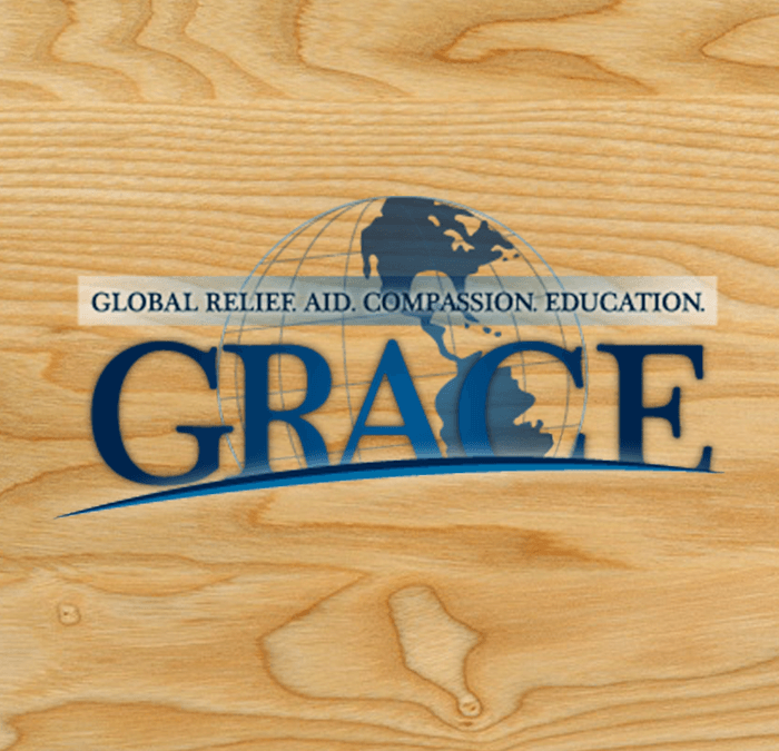 Grace for the World