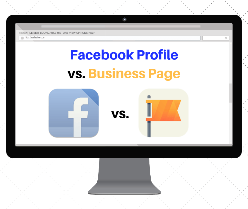 Should you use a Facebook Profile or a Business Page?